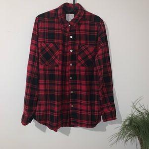 PACSUN flannel shirt